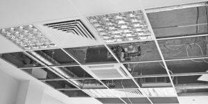 Suspended ceiling company in Birmingham